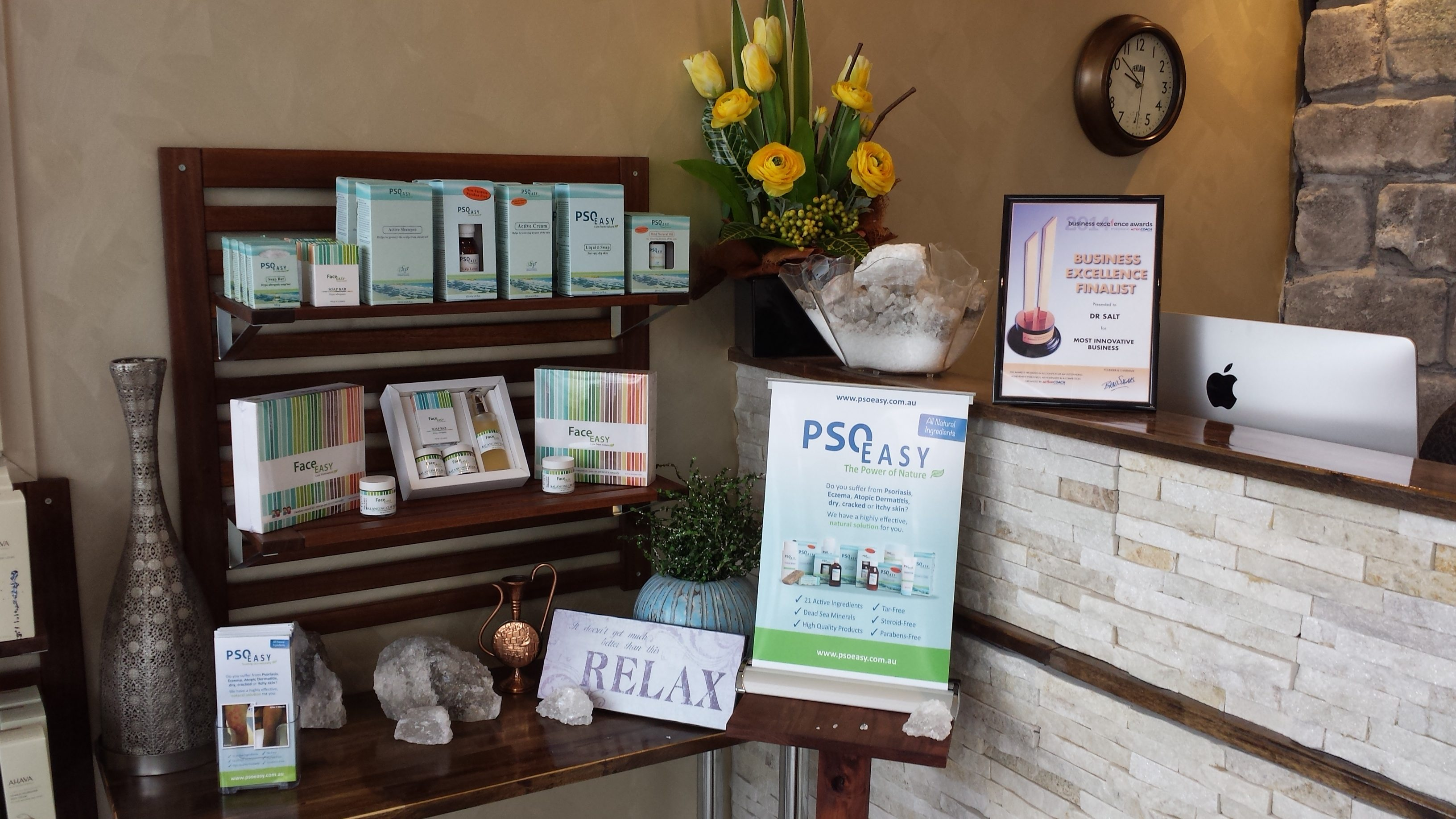 Product Display PsoEasy s